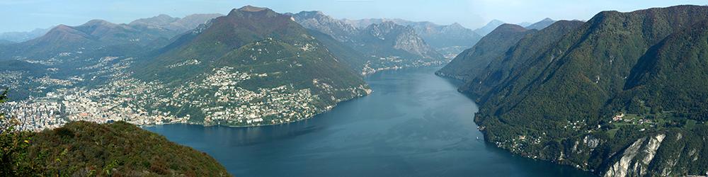 Blick auf Lugano @luwi