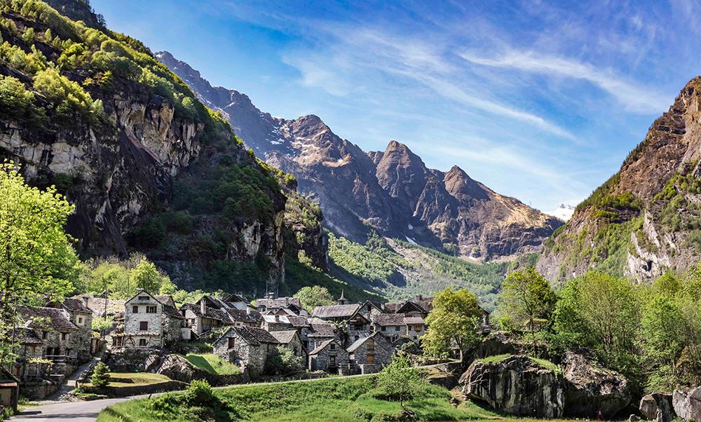 Val Bavona ©Locarno